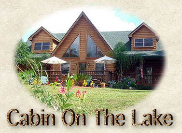 Cabin on the Lake -- Lake Helen, Florida